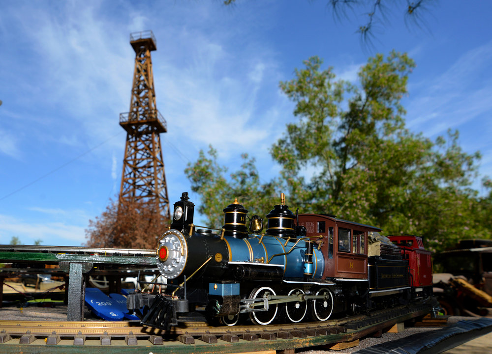 West Kern Oil Museum