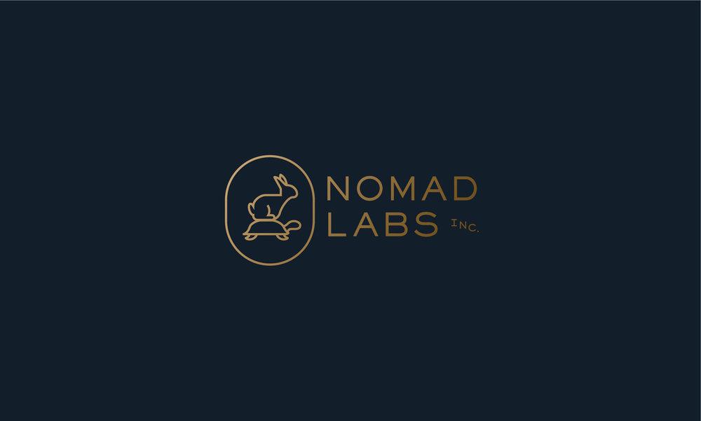 Nomad Labs logo