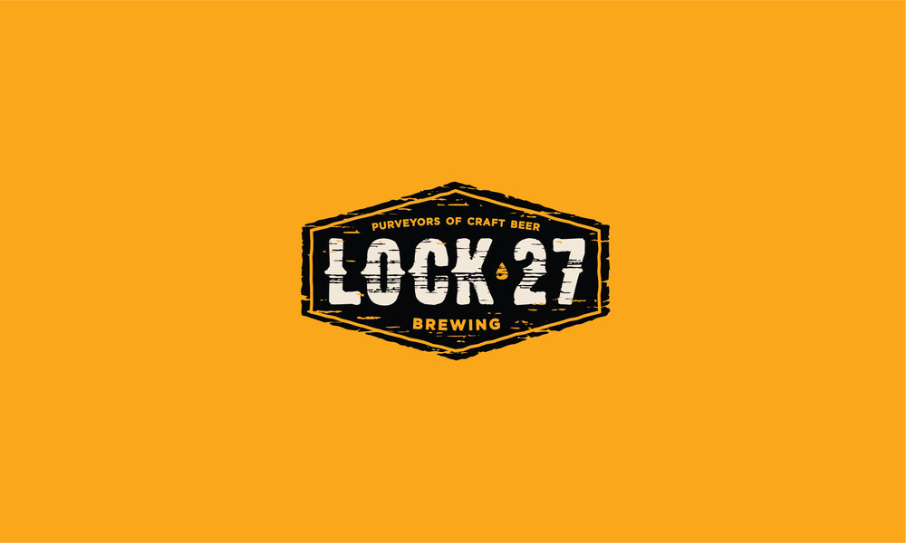 Lock 27 Brewing logo