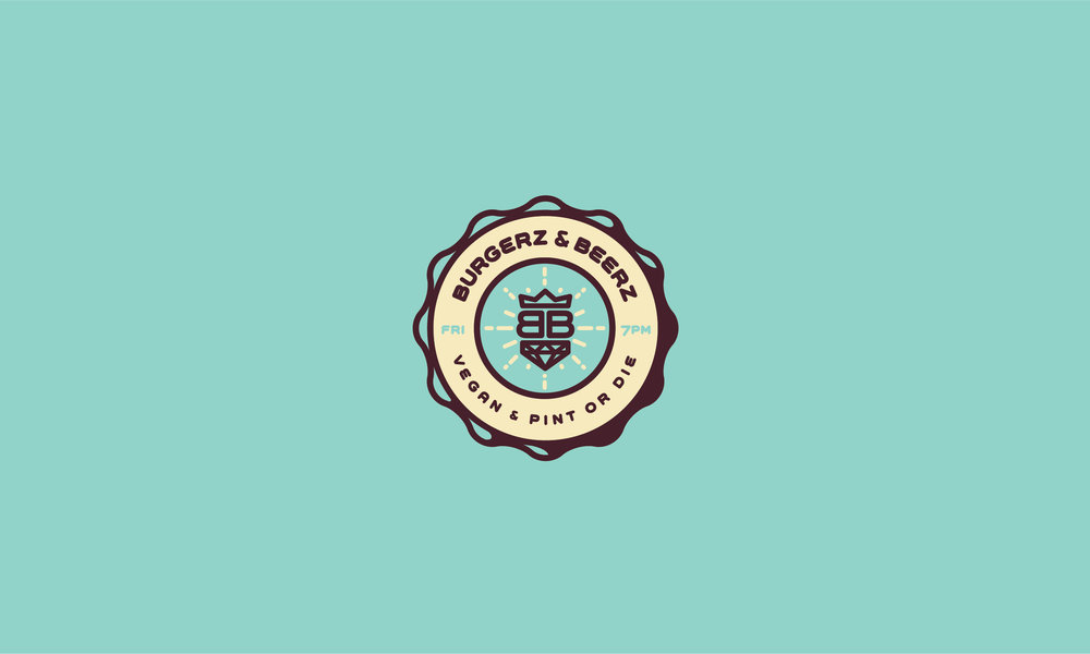 Burgers and Beers crest logo