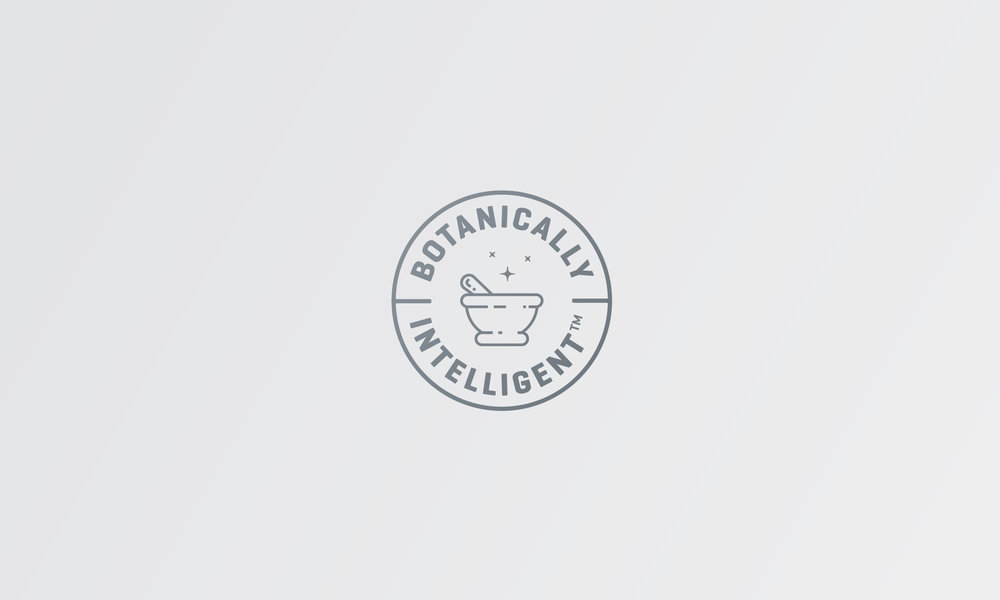 Botanically Intelligent logo crest