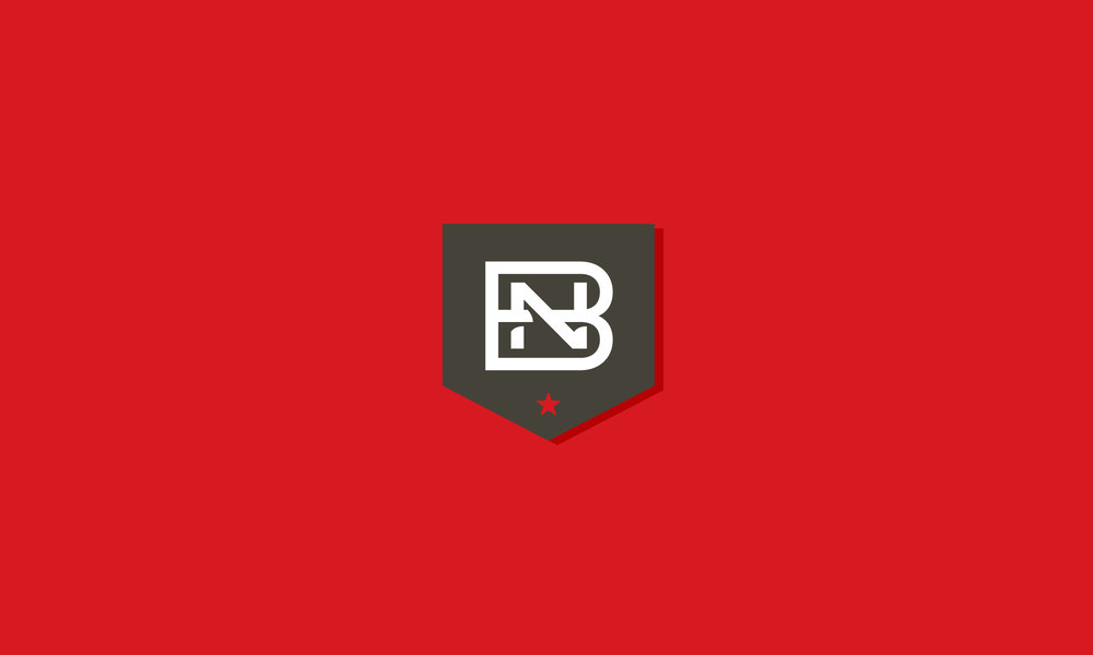 Breckenridge Breck Nation Crest Badge