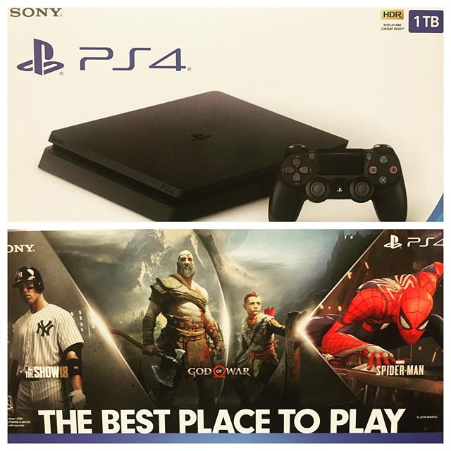 This years raffles just keep getting better...🖤 . This ps4 will make a nice holiday gift or just win it for yourself! 🎮  Fight the Beast 10/27/18 7pm #mjwfoundation #melanoma #danafarber #fightthebeast #florianhall #ps4
