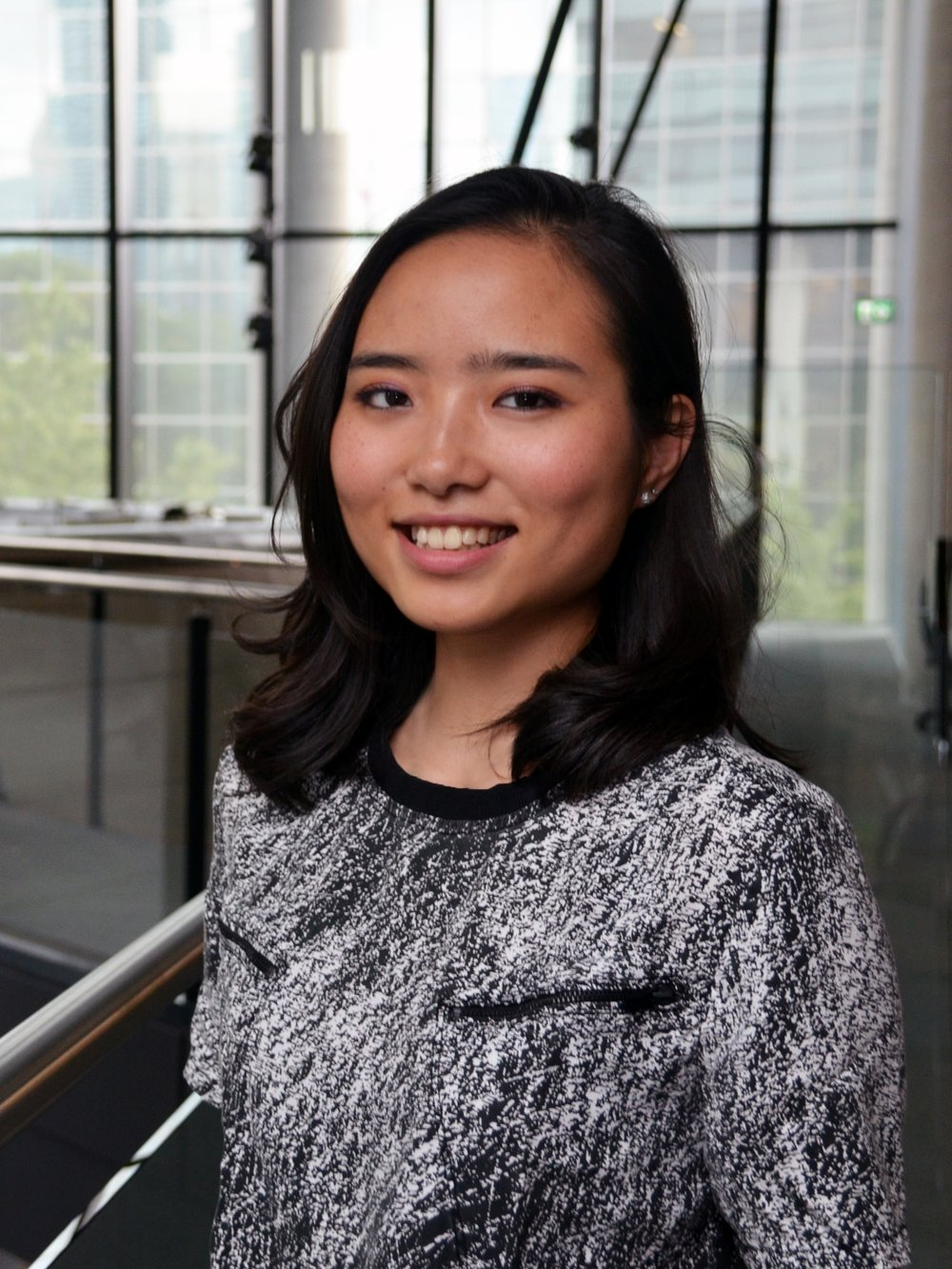 Vanessa Khoung  Computer Science & Statistics 2019  Corporate Strategy and Sponsorship  vanessa@utat.ca