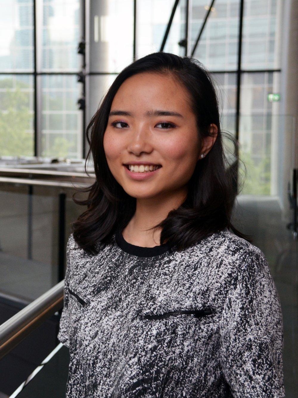 Vanessa Khoung Computer Science & Statistics 2019  Corporate Strategy and Sponsorship  vanessa@utat.ca