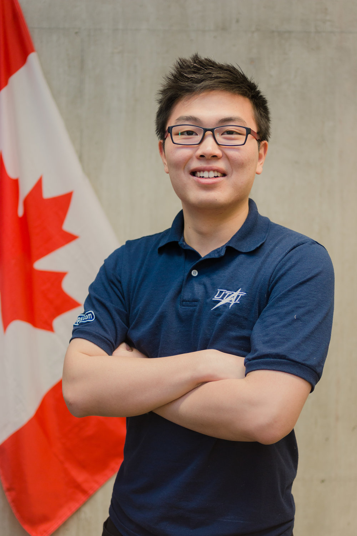 Kevin Xu  Team Coordinator