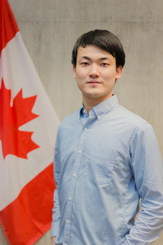 Jeremy Xu  Avionics Lead