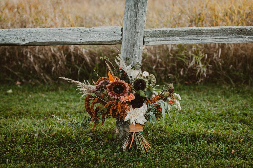 door county flower farmer florist