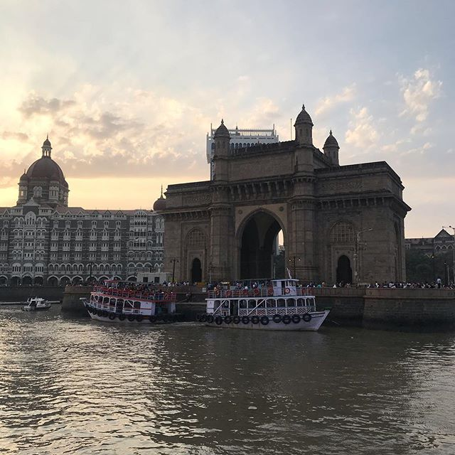 Very thankful that I got a chance to explore Mumbai today before we start our shows.