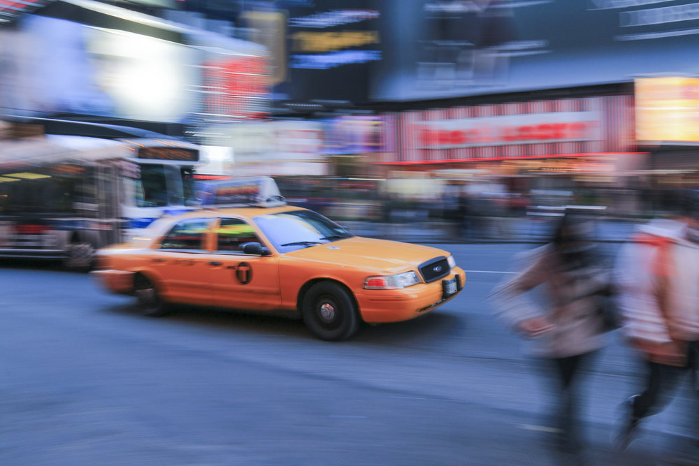 NYC Chaos