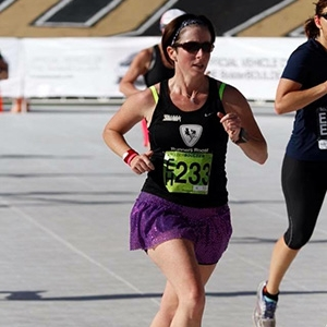 Kacey Kendrick 5k-Marathon @KaceyRockstar