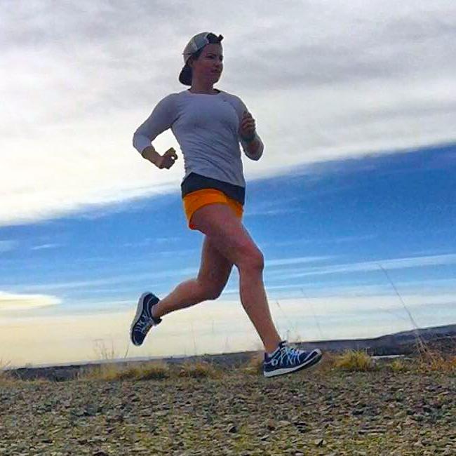 Ally Feldman Marathon @pofeldy