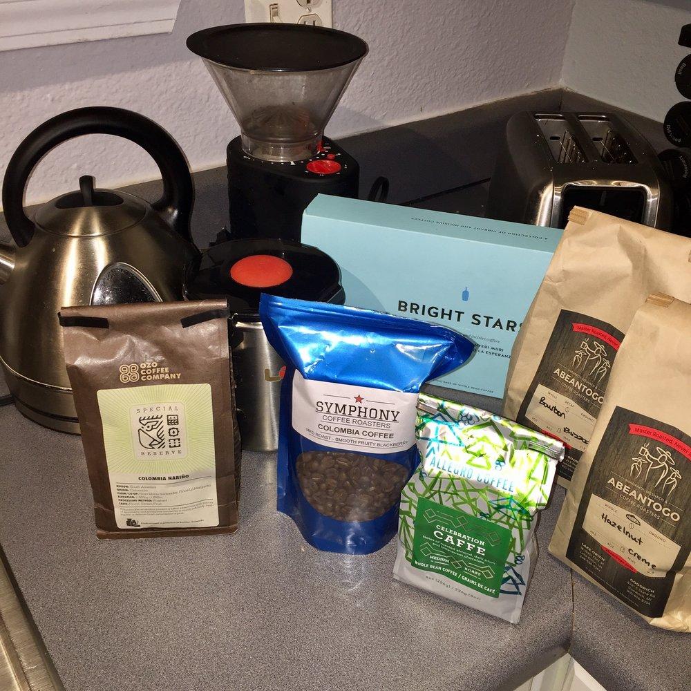 coffeetaper