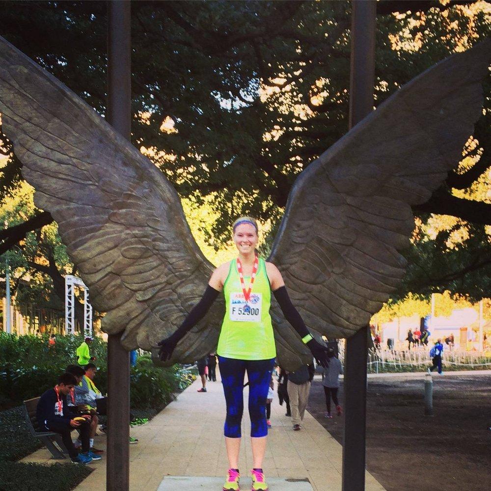 Jaclyn Cravens Marathon @Jaclyn0328