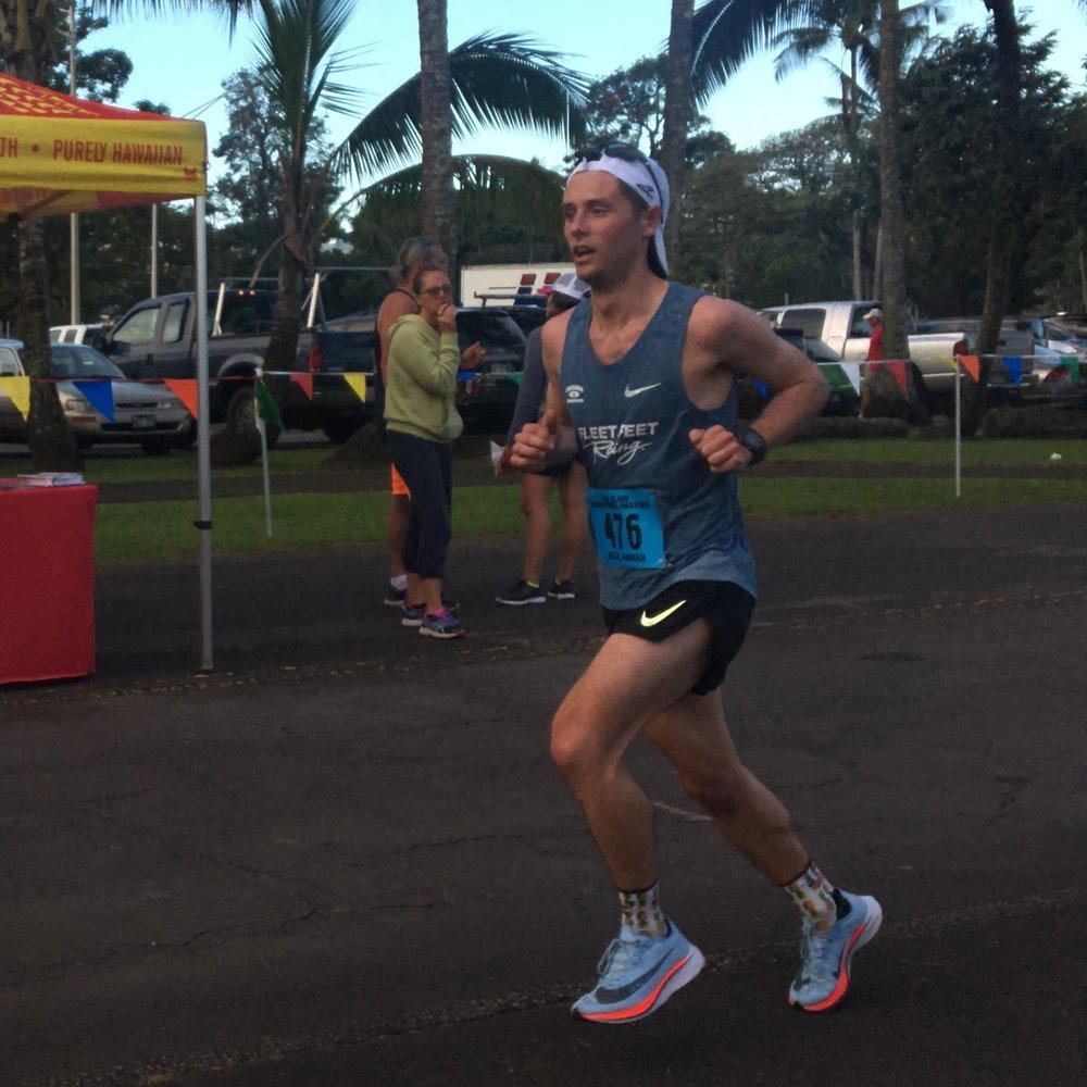 Tanner Long Marathon @Tanner_Runs