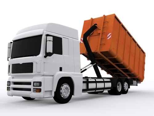 Hook Lift Dumpster Rental in Bergen County NJ - Lincoln Recycling Services 1