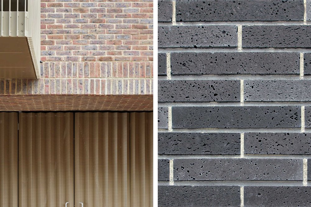 Local London materials. Brick,.