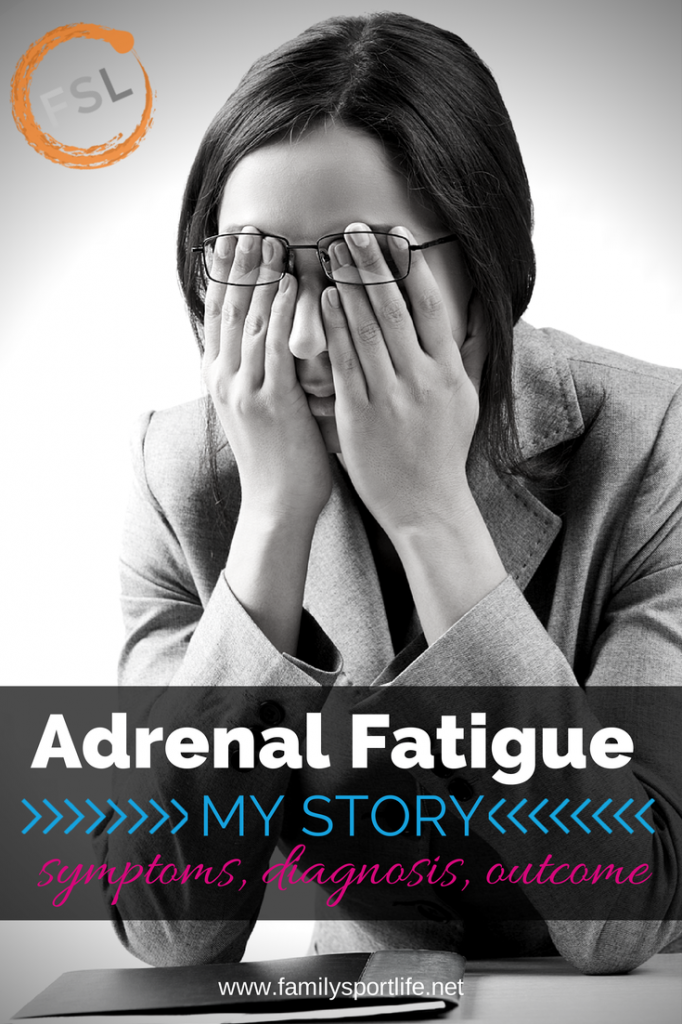 Adrenal Fatigue: Symptoms, Diagnosis, Outcome via @familysportlife