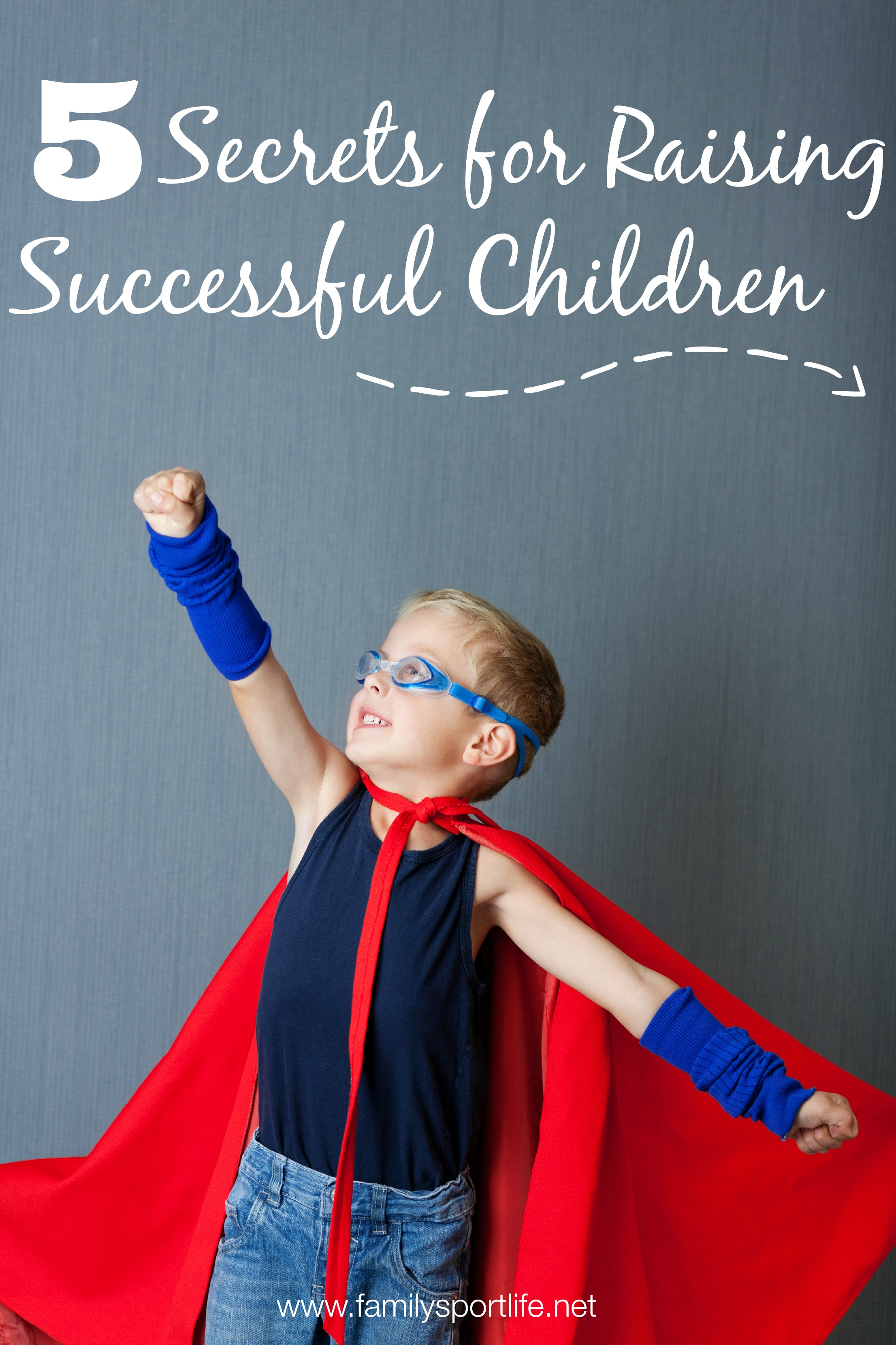 5 Secrets for Raising Successful Children via @familsyportlife
