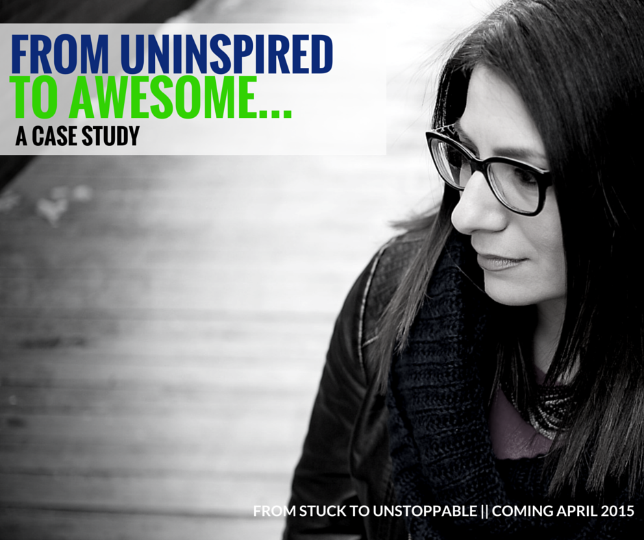 Uninspired to Awesome