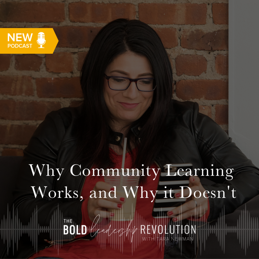 Why Community Learning Works, and Why it Doesn't