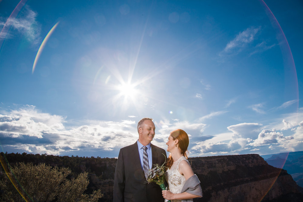 Grand Canyon wedding photogrpher