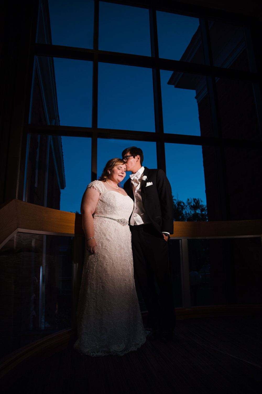 Northern Arizona University wedding