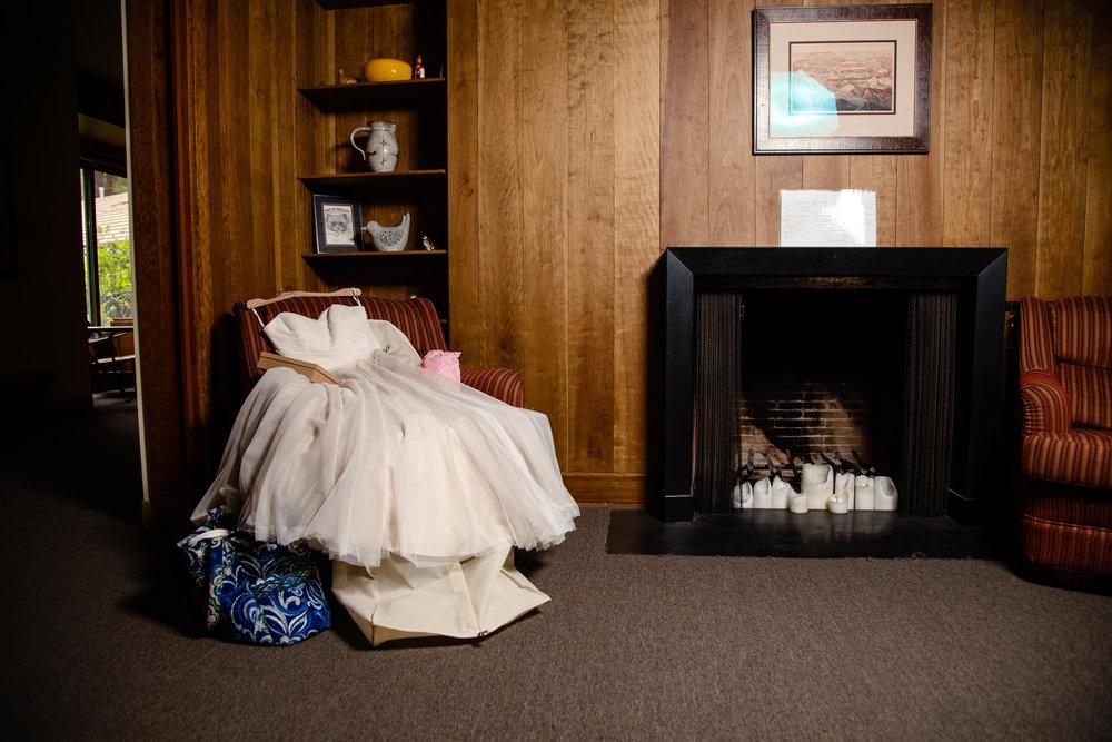 Wedding prep. Flagstaff Wedding Photographer.