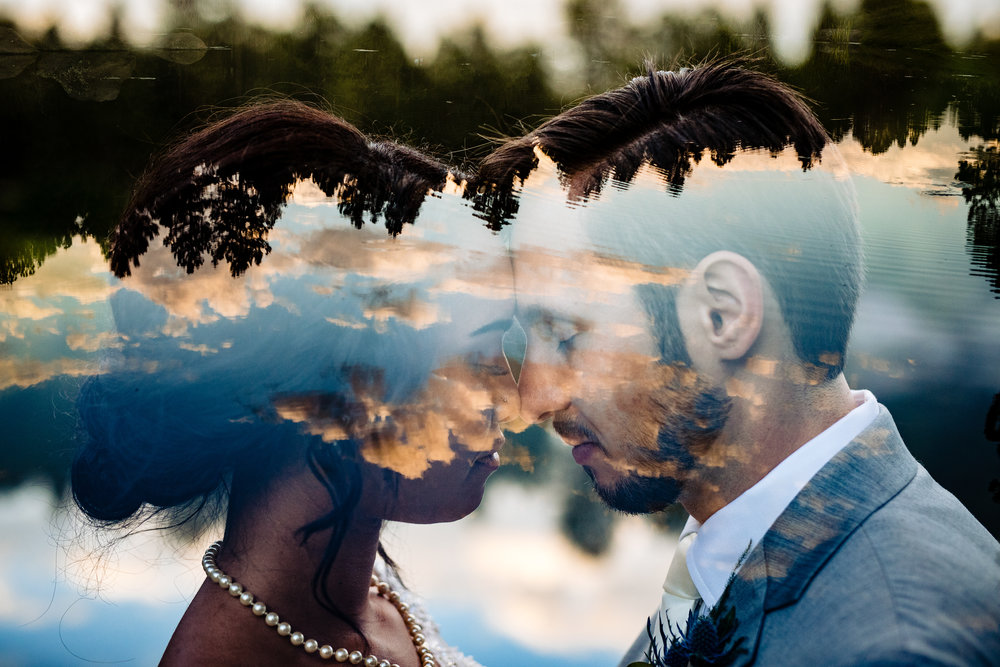Chloe and Nedko: Flagstaff Forest Highlands Wedding. Click image to view slideshow.