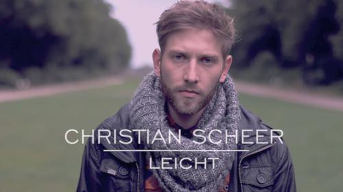 CHRISTIAN SCHEER - LEICHT