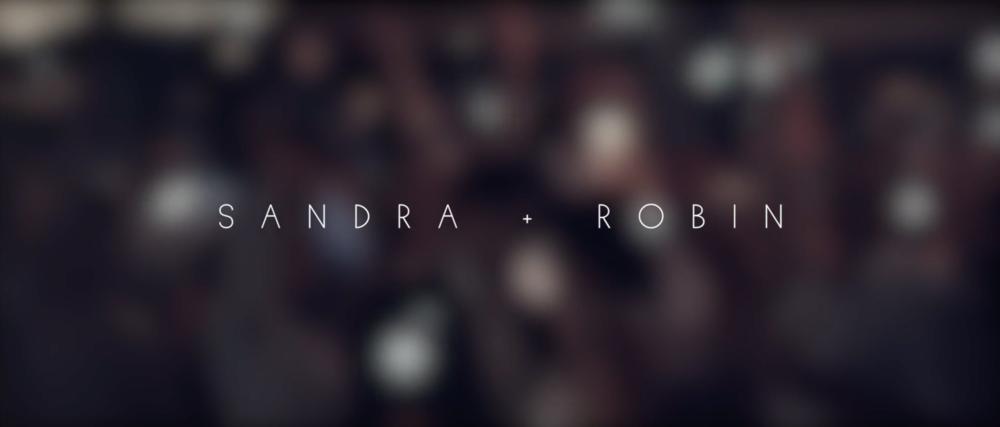 SANDRA & ROBIN / BADEN-BADEN