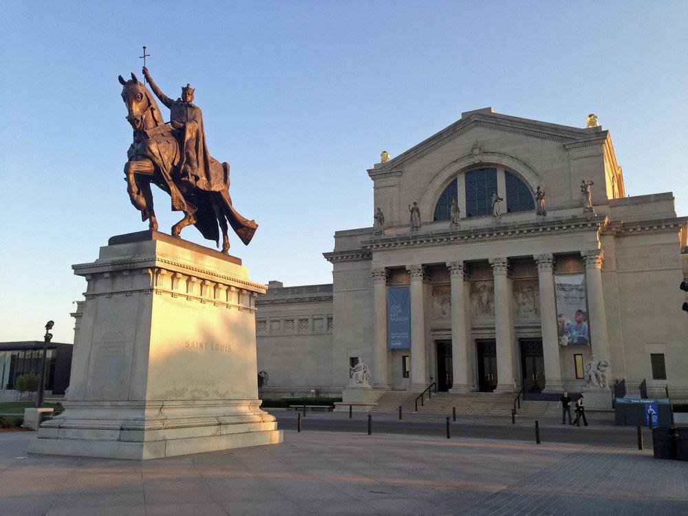 Saint Louis Art Museum, Forest Park, St. Louis, Mo. Wikimedia.
