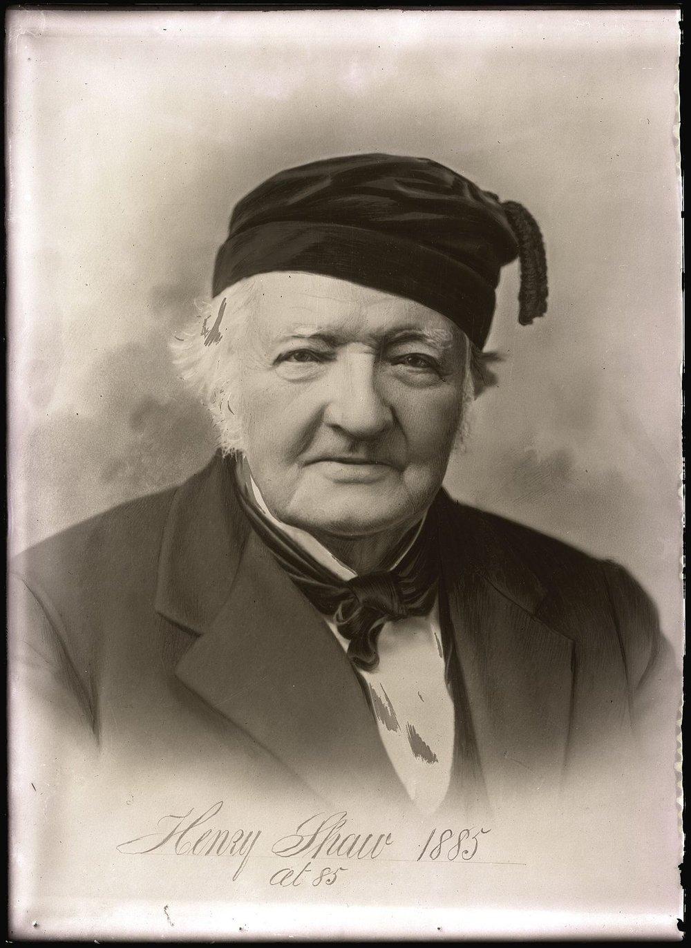 1200px-1909_-_Henry_Shaw_-_portrait_in_nightcap_-_MoBOT_GPN_1982-0180.jpg
