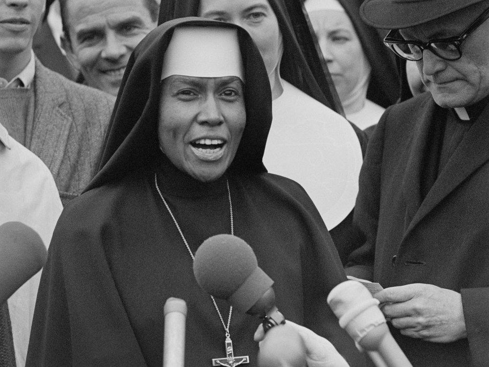Sister Antona Ebo, 1965.