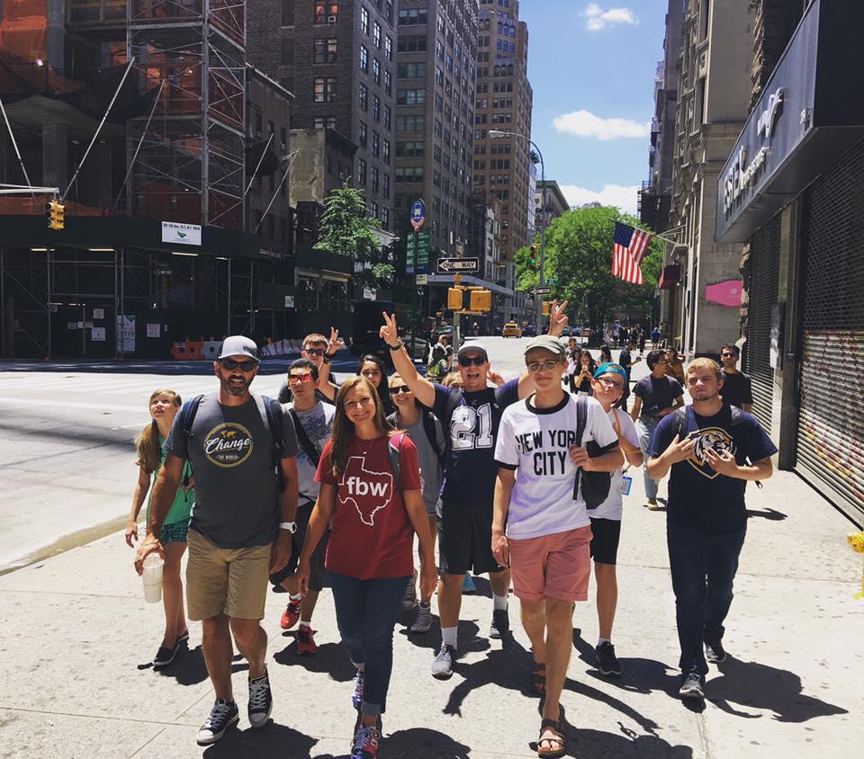 MISSION: NEW YORK '17