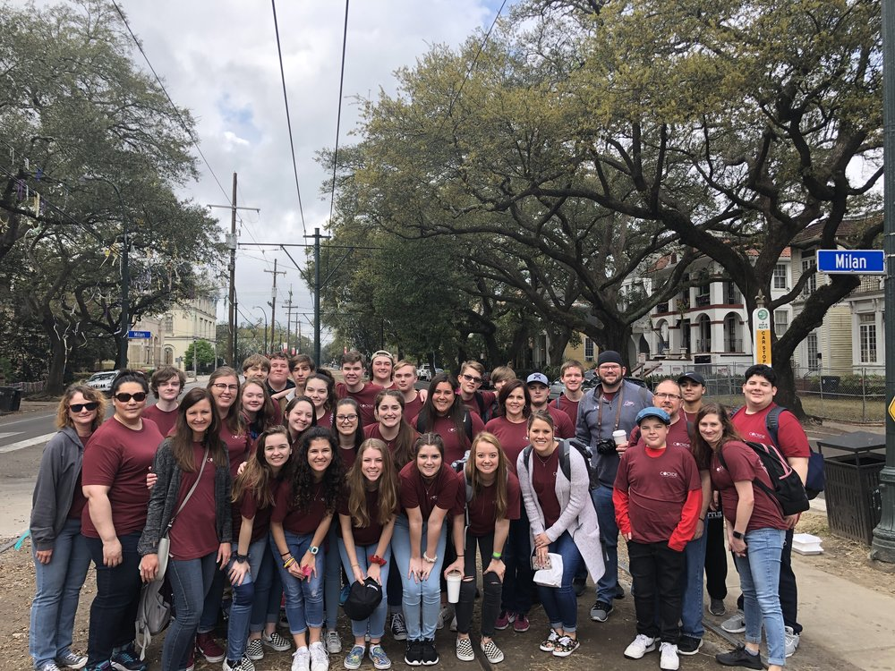 New Orleans Mission Trip 2019
