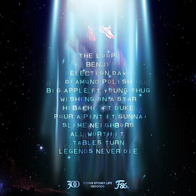 SEE YOU WHEN I LAND [TRACKLIST]