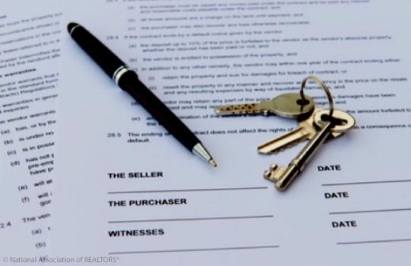 Changes And Updates To Residential Agreement To Buy Or Sell