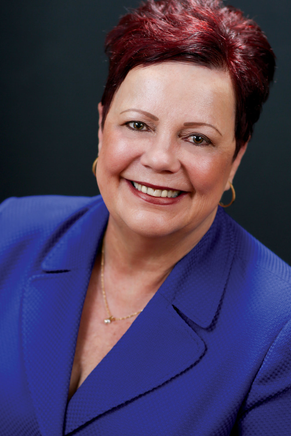 Pam Testroet - President