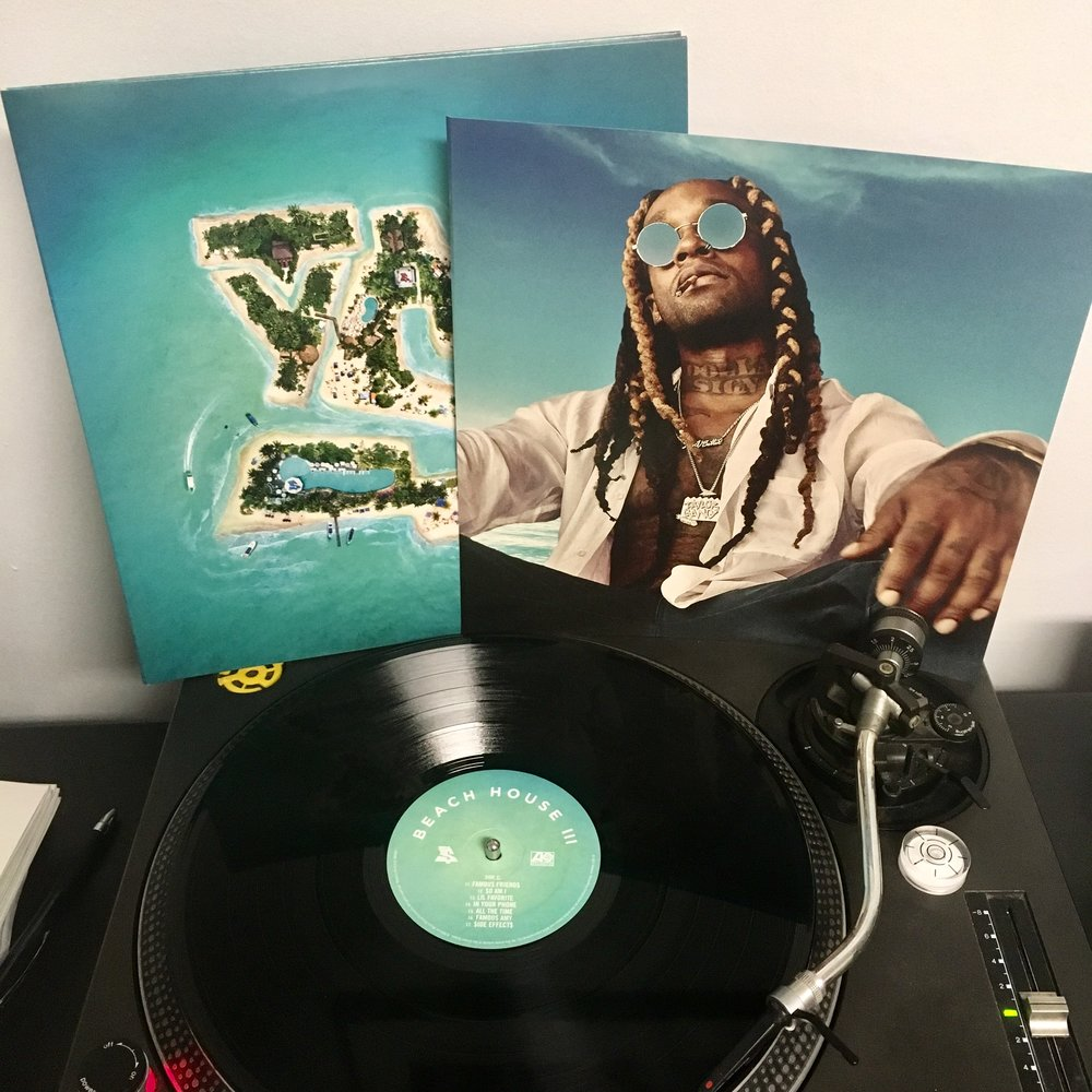 TY DOLLA $IGN   BEACH HOUSE 3  Artist Link :  www.dollasignworld.com  Label :  Atlantic Records