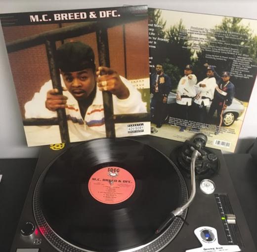 M.C. BREED & D.F.C   M.C. Breed & DFC  Artist Link : https://en.wikipedia.org/wiki/MC_Breed_%26_DFC