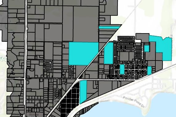 GIS Mapping -
