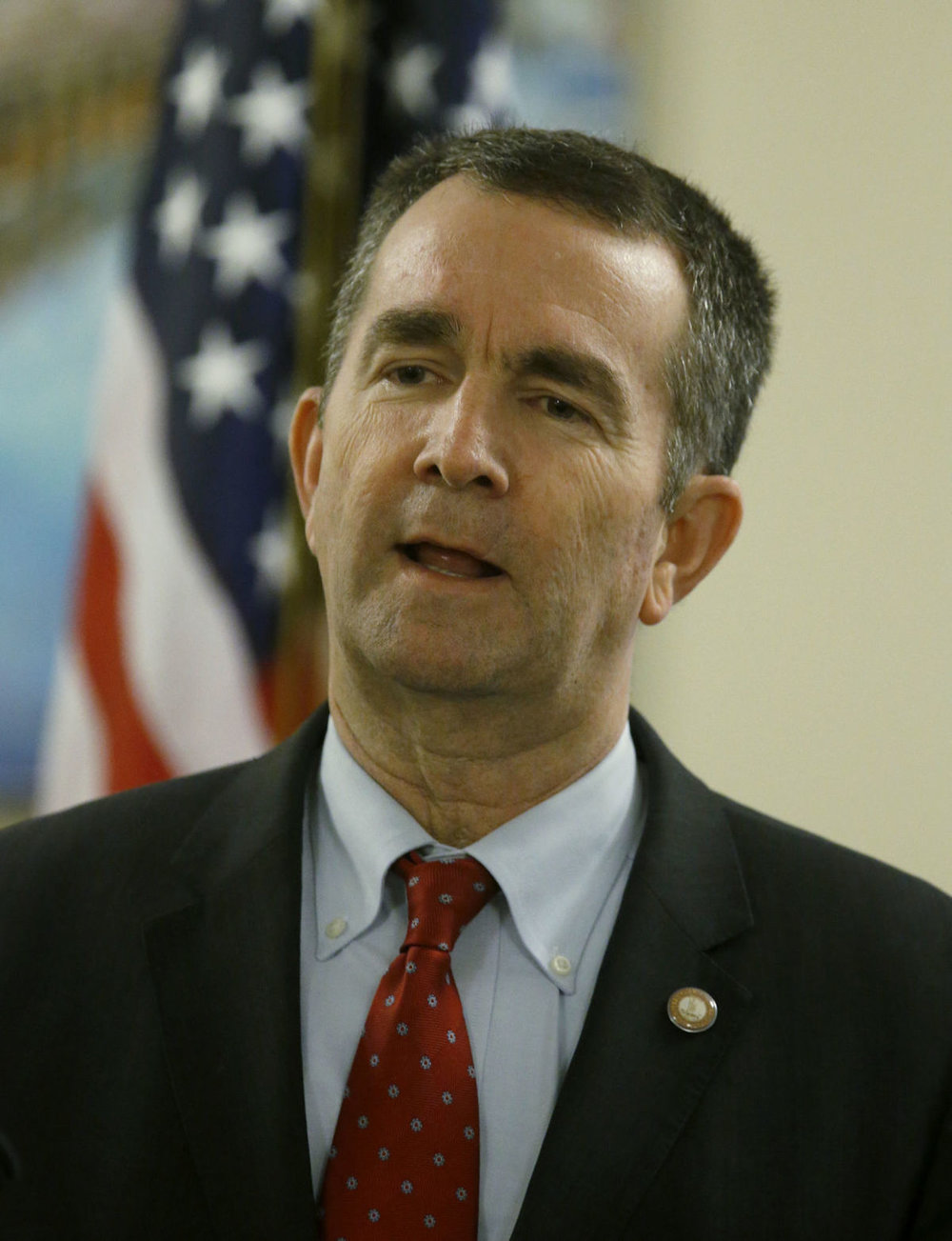 Gubernatorial candidate Ralph Northam. Photo courtesy of the Richmond Times Dispatch.