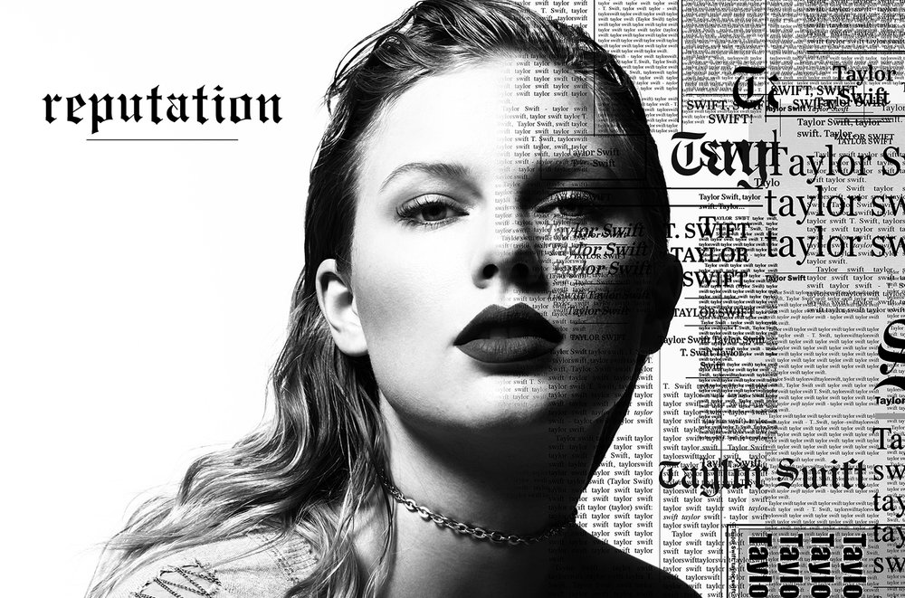 Former teen witch and current regular witch, Taylor Swift, is out with her sixth album reputation. Photo courtesy of Billboard.