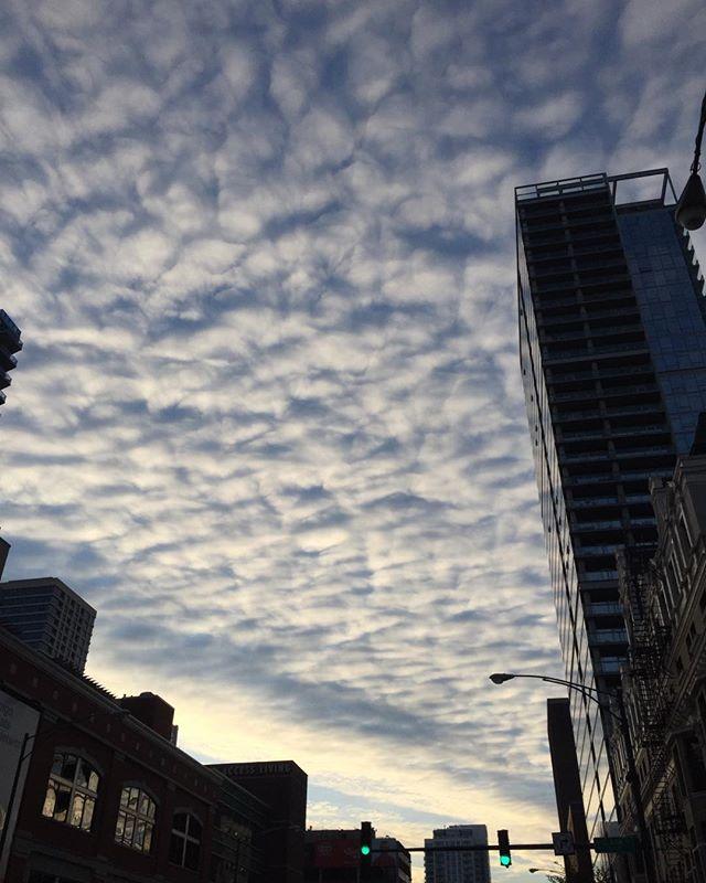 #CloudsAreWater