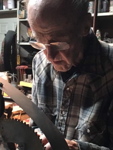 January 2017 -  Jerry Solt, age 81, is still fabricating karts.