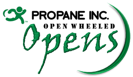 Sponsoring $100 towards the purse of each 'Open' feature event within the summer points races.        Propane Inc.