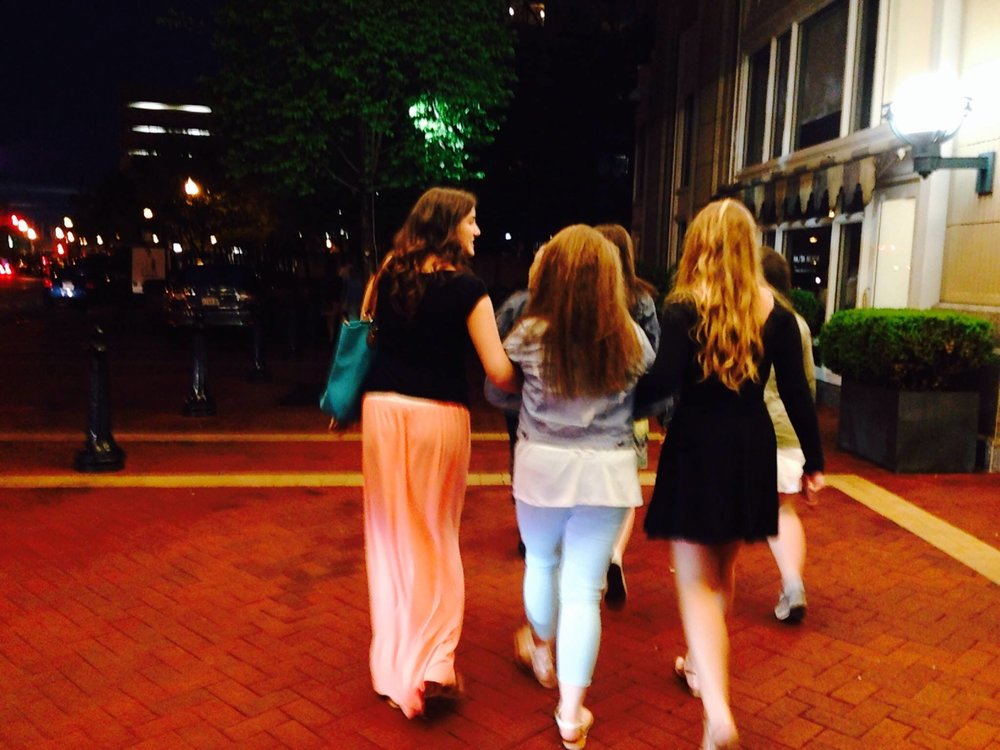 Mothers Day Retreat _ Girls Arm in arm.jpg