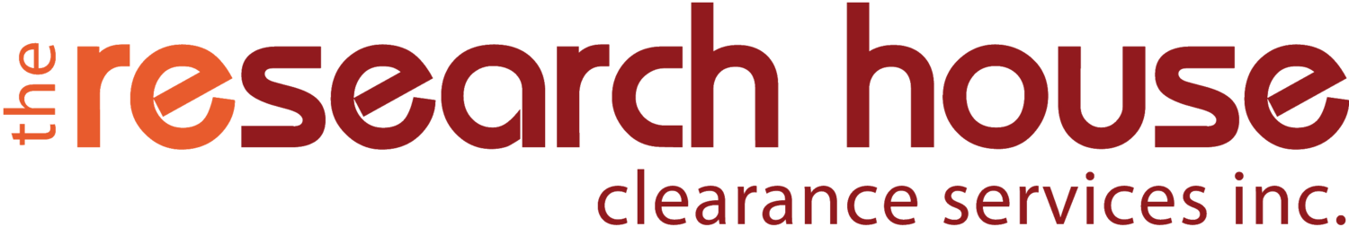The Research House Clearance Services Inc.