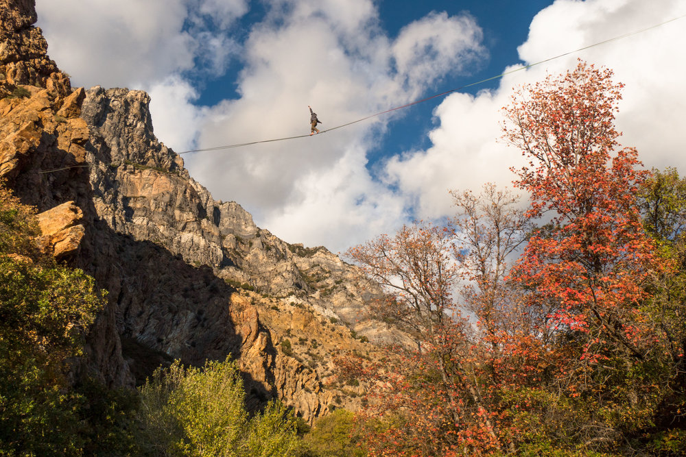 2016 - Brendan Downing, Rock Canyon 285'
